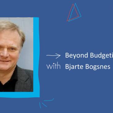 Beyond Budgeting