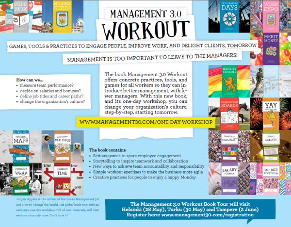 Management 3.0 Workout