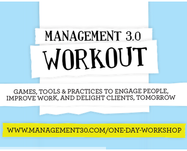 Management 3.0 Book Tour