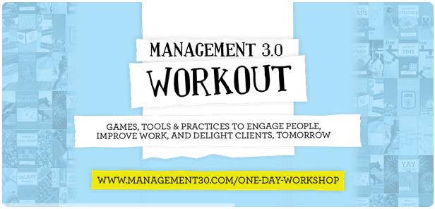Management 3.0 Book Tour