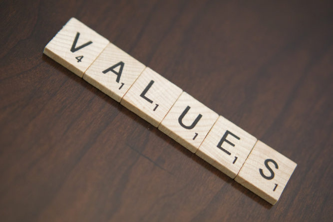 My Core Values